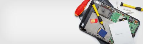 Tecnologia Avançada para a Reparação do seu Dispositivo