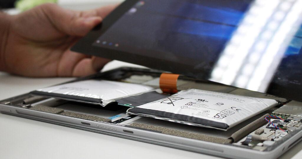 Bateria Inchada - TecniMobile