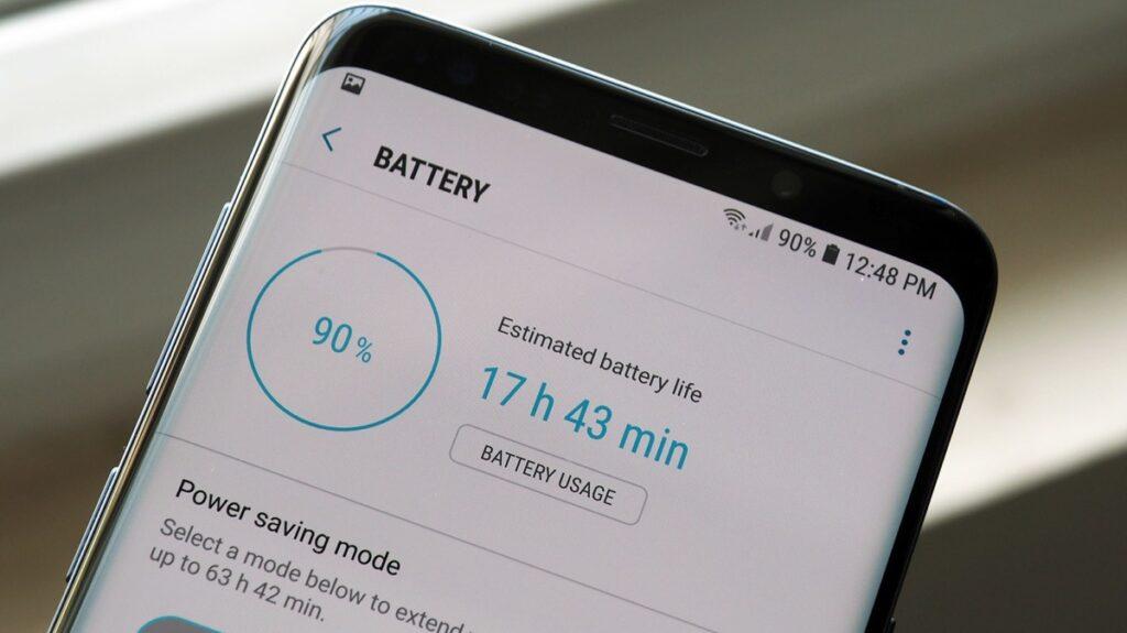 Aceda aos ciclos da sua bateria