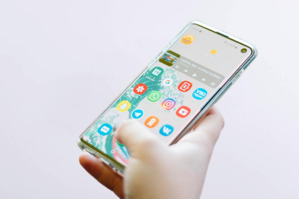 Aplicações de Smartphone | Libertar Espaço