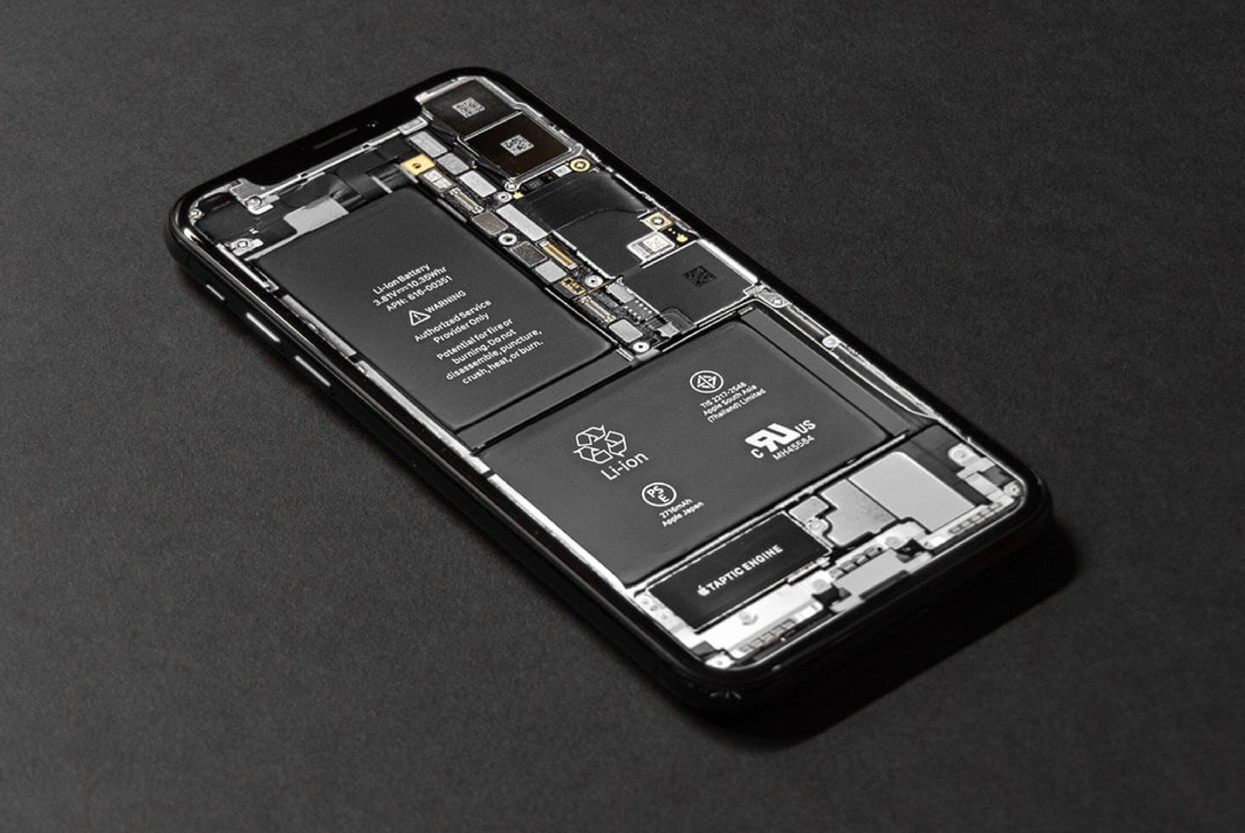Como está a saúde da bateria do seu iPhone?