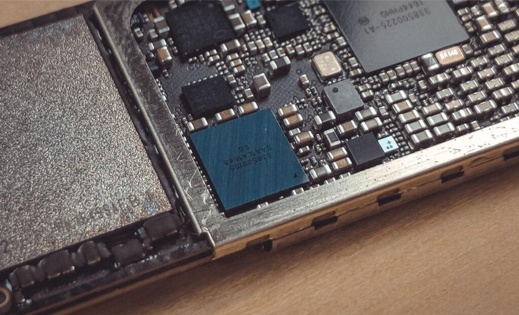 Avaria Chip Áudio iPhone 7