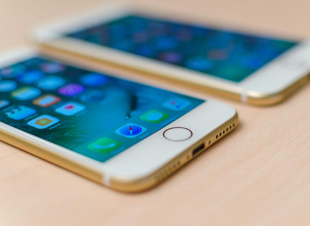 Avarias iPhone 7